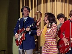 Mike Nesmith, Miss Jones (Davy Jones), Micky Dolenz