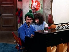 Mike Nesmith (Frank Zappa), Mr. Schneider, Frank Zappa (Mike Nesmith)