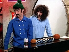 Mike Nesmith (Frank Zappa), Frank Zappa (Mike Nesmith)