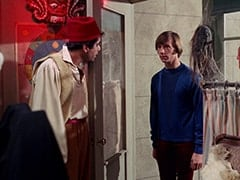 Rudy Bayshore (James Frawley), Peter Tork