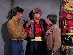 Micky Dolenz, Peter Tork, Davy Jones - Tod hypnotized