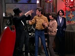 Oraculo (Monte Landis), Micky Dolenz, Davy Jones, Mike Nesmith