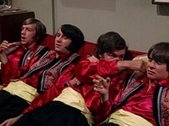 Peter Tork, Mike Nesmith, Micky Dolenz, Davy Jones