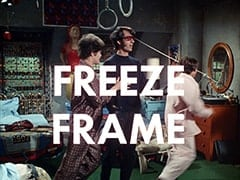 Micky Dolenz, Mike Nesmith, Davy Jones - Freeze frame