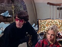 Mike Nesmith, Sally Parker (?)