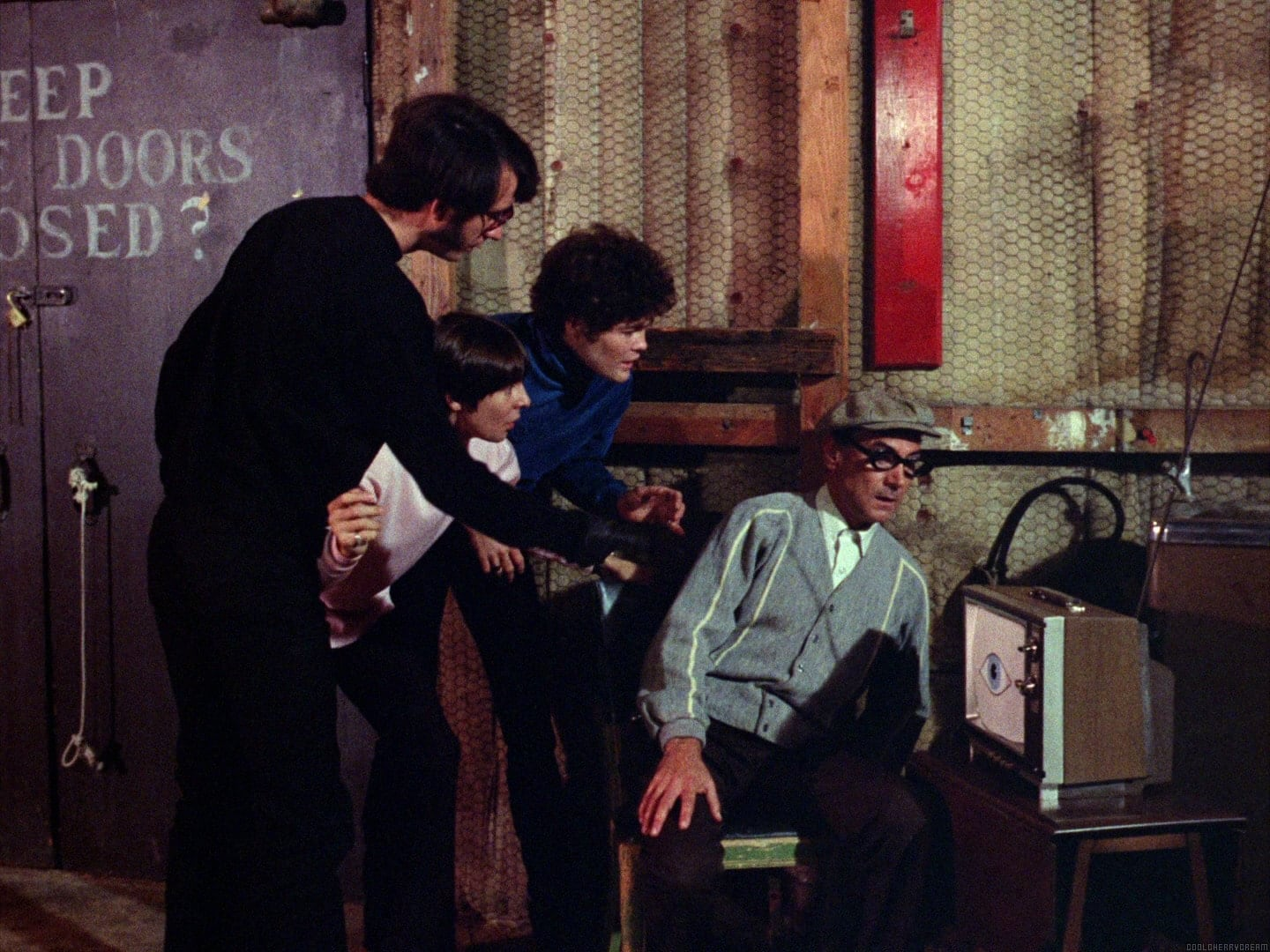 stagehand pictures characters sunshine factory monkees fan site
