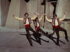 "Micky Dolenz, Davy Jones, Peter Tork - ""Dance, Monkee, Dance"""