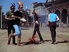 "Micky Dolenz, Mike Nesmith, Davy Jones, Peter Tork - ""Dance, Monkee, Dance"""