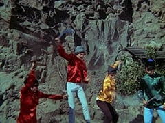 "Davy Jones, Micky Dolenz, Peter Tork, Mike Nesmith - ""Dance, Monkee, Dance"""